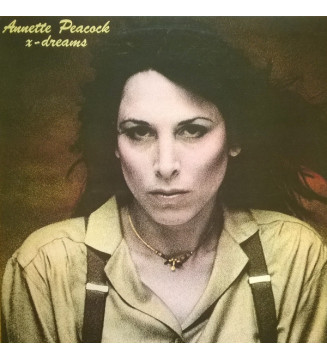 Annette Peacock - X-Dreams (LP, Album) mesvinyles.fr