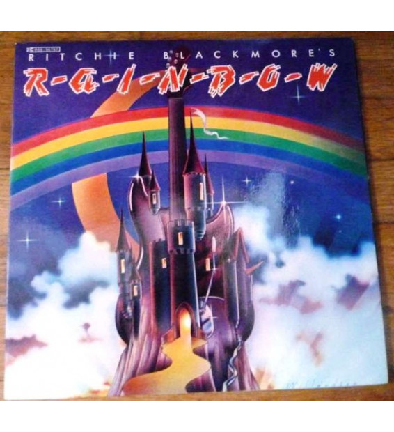 Rainbow - Ritchie Blackmore's Rainbow (LP, Album, Gat) mesvinyles.fr