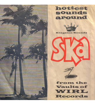 Various - Ska From The Vaults Of WIRL Records (LP, Comp, Ltd, 180) mesvinyles.fr