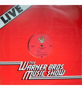 Dire Straits - Live - The Warner Bros. Music Show (LP, Promo) mesvinyles.fr