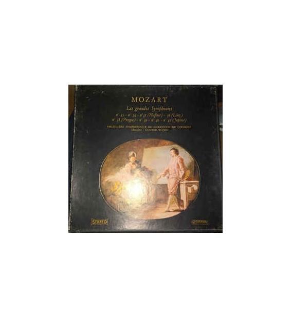 Wolfgang Amadeus Mozart - Les Grandes Symphonies