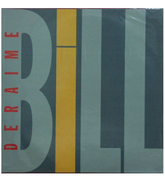 Bill Deraime - Toujours Du Bleu (LP, Album) mesvinyles.fr