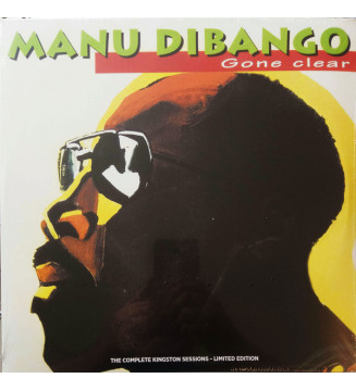 Manu Dibango - Gone Clear - The Complete Kingston Sessions - Limited Edition (2xLP, Comp, 140 + Ltd) mesvinyles.fr