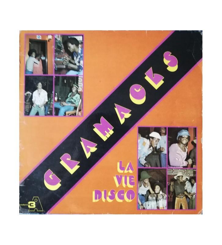 Gramacks* - La Vie Disco (LP, Album) mesvinyles.fr