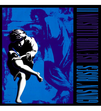 Guns N' Roses - Use Your Illusion II (2xLP, Album, RE, RM, RP) mesvinyles.fr
