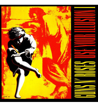 Guns N' Roses - Use Your Illusion I (2xLP, Album, RE, RM, 180) mesvinyles.fr