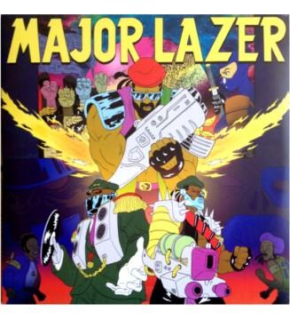 Major Lazer - Free The Universe (2xLP, Album + CD, Album) mesvinyles.fr