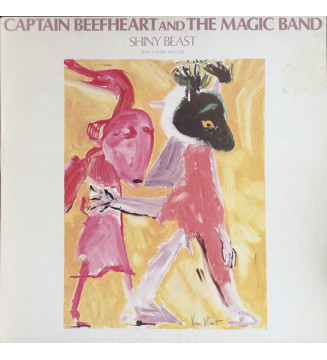 Captain Beefheart And The Magic Band - Shiny Beast (Bat Chain Puller) (LP, Album, RE) mesvinyles.fr
