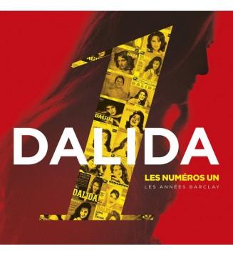 Dalida - Les Numéros Un - Les Années Barclay (LP, Comp) mesvinyles.fr