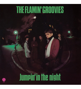 The Flamin' Groovies - Jumpin' In The Night (LP, Album) mesvinyles.fr