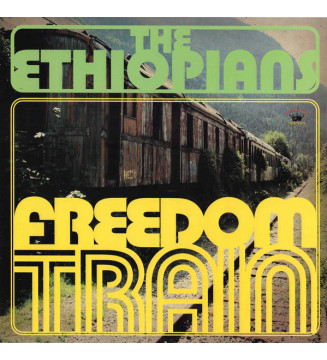 The Ethiopians - Freedom Train (LP, Comp, 180) mesvinyles.fr