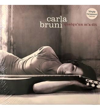 Carla Bruni - Quelqu'Un M'A...