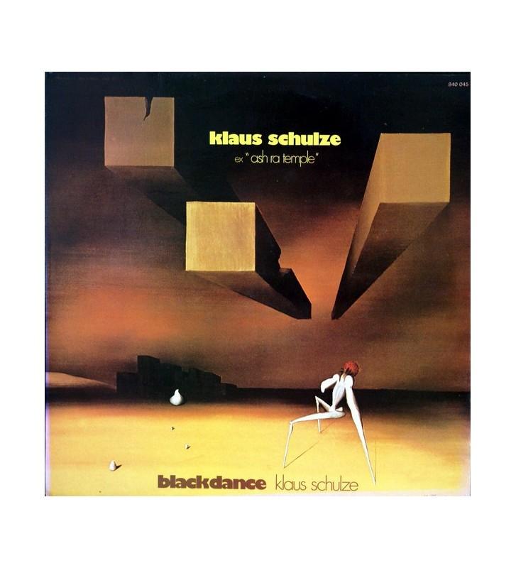 Klaus Schulze - Blackdance (LP, Album) mesvinyles.fr