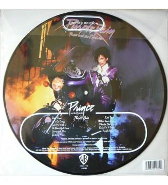 Prince And The Revolution - Purple Rain (LP, Album, Ltd, Pic, RE) mesvinyles.fr