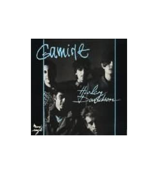"Gamine - Harley-Davidson (12"", EP) mesvinyles.fr"