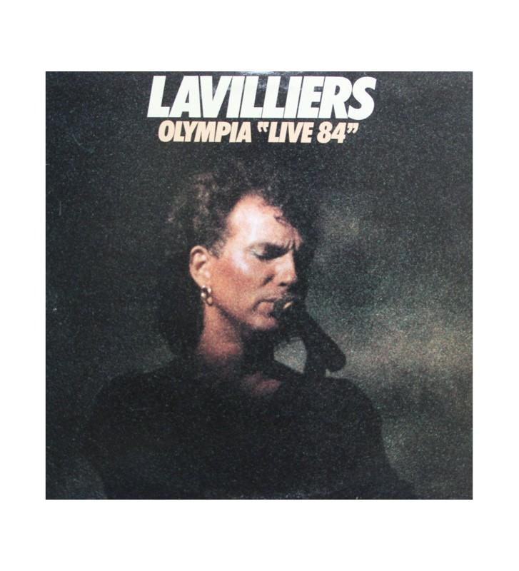 "Lavilliers* - Olympia ""Live 84"" (3xLP, Quad) mesvinyles.fr"