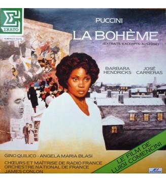Puccini* - Barbara Hendricks, José Carreras, Gino Quilico, Angela Maria Blasi, Chœurs* Et Maîtrise De Radio France, Orchestre N