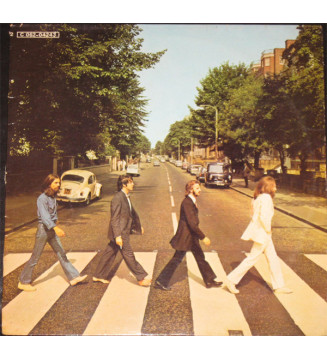 The Beatles - Abbey Road (LP, Album, RE) mesvinyles.fr