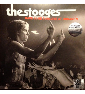 The Stooges - Have Some Fun: Live At Ungano's (LP, Album, Ltd, Bla) Disquaire Day (RSD) mesvinyles.fr