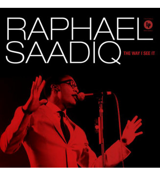 Raphael Saadiq - The Way I See It (LP, Album) mesvinyles.fr