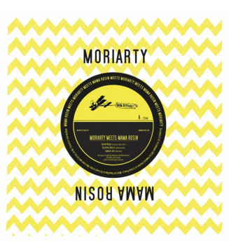 "MoriArty (3), Mama Rosin - Moriarty Meets Mama Rosin  (10"", Ltd) mesvinyles.fr"