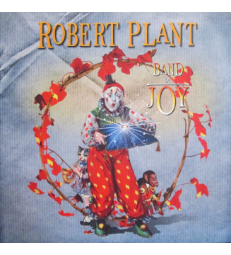 Robert Plant - Band Of Joy (LP, 180 + LP, S/Sided, Etch, 180 + Album) mesvinyles.fr