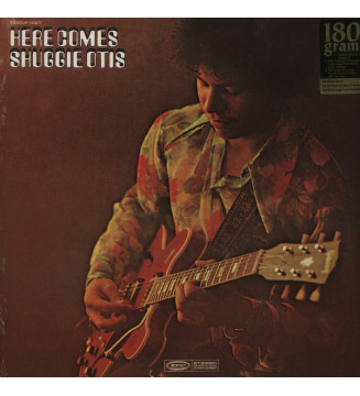 Shuggie Otis - Here Comes Shuggie Otis (LP, Album, Ltd, RE, 180) mesvinyles.fr