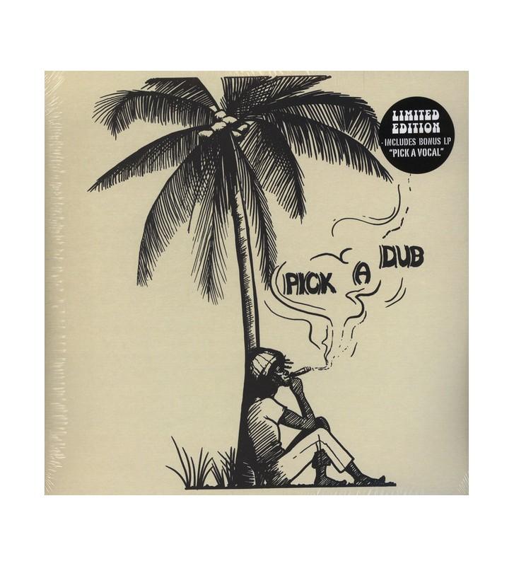 Keith Hudson - Pick A Dub (2xLP, Album, RE) mesvinyles.fr