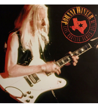 Johnny Winter - Live Bootleg Series Vol. 13 (LP, Album, Ltd, Whi) mesvinyles.fr