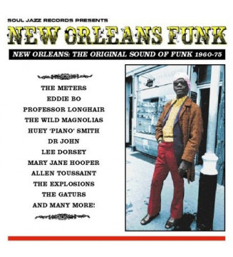 Various - New Orleans Funk (New Orleans: The Original Sound Of Funk 1960-75) (3xLP, Comp, RP) mesvinyles.fr
