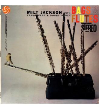 Milt Jackson - Bags & Flutes (LP, Album, RP) mesvinyles.fr