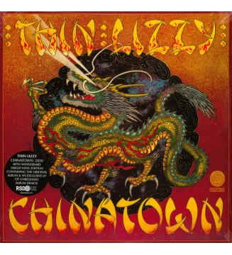Thin Lizzy - Chinatown (2xLP, Album, Ltd, Emb) BLACK FRIDAY 2019 mesvinyles.fr
