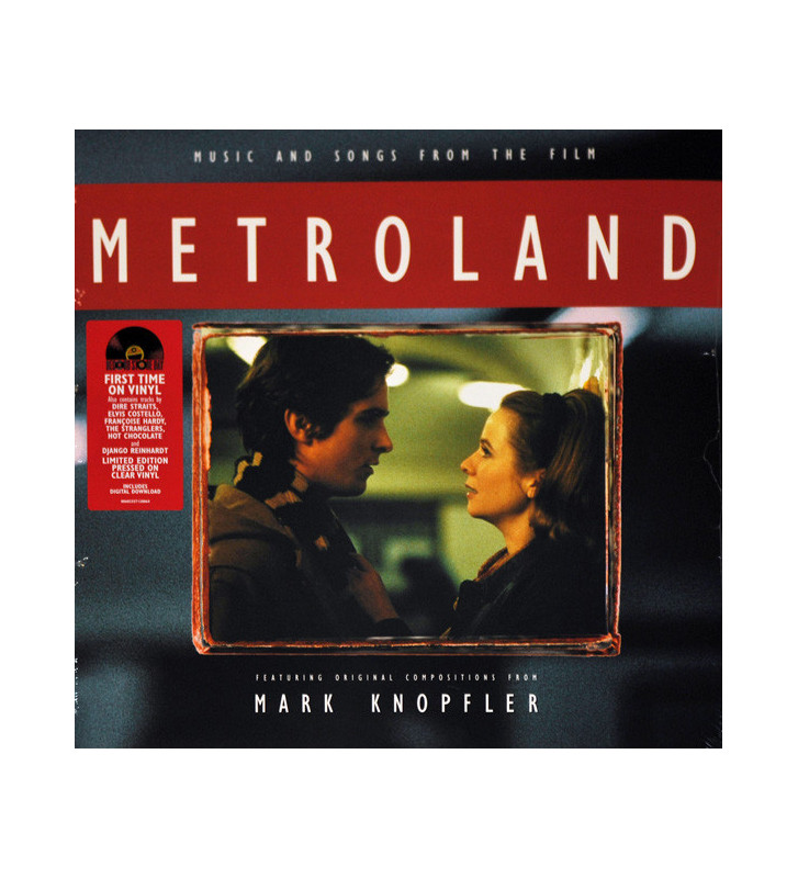 Mark Knopfler - Music And Songs From The Film Metroland (LP, Album, Ltd, Cle) BLACK FRIDAY 2019 mesvinyles.fr
