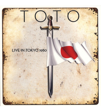 Toto - Live In Tokyo (LP, Album, Ltd, Red) BLACK FRIDAY 2019 mesvinyles.fr