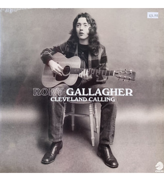 Rory Gallagher - Cleveland Calling (LP) BLACK FRIDAY 2019 mesvinyles.fr
