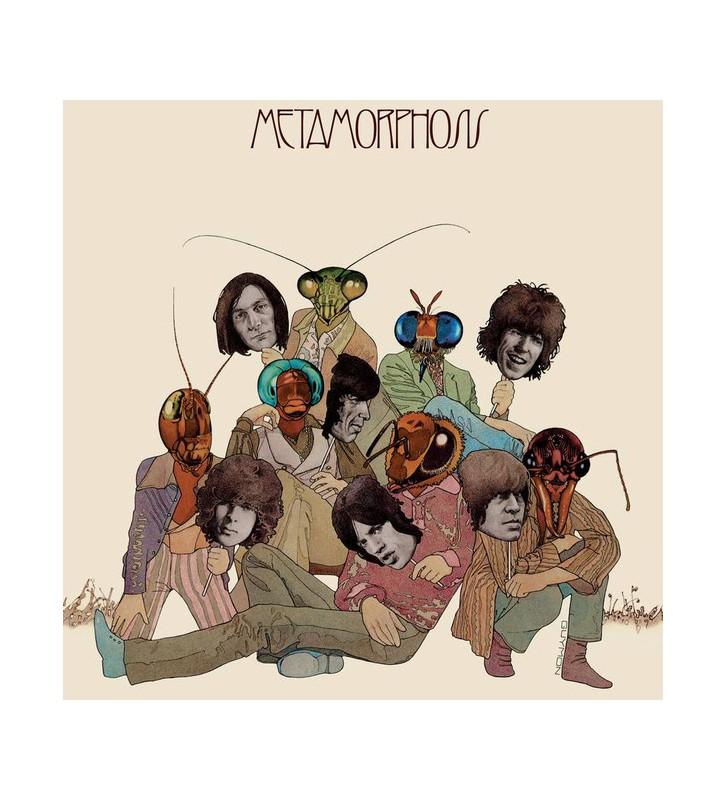 The Rolling Stones - Metamorphosis (LP, Comp, RE, Gre) BLACK FRIDAY 2019 mesvinyles.fr