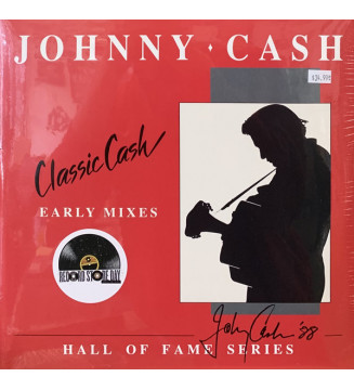 Johnny Cash - Classic Cash (Early Mixes) (2xLP) Disquaire Day (RSD) mesvinyles.fr
