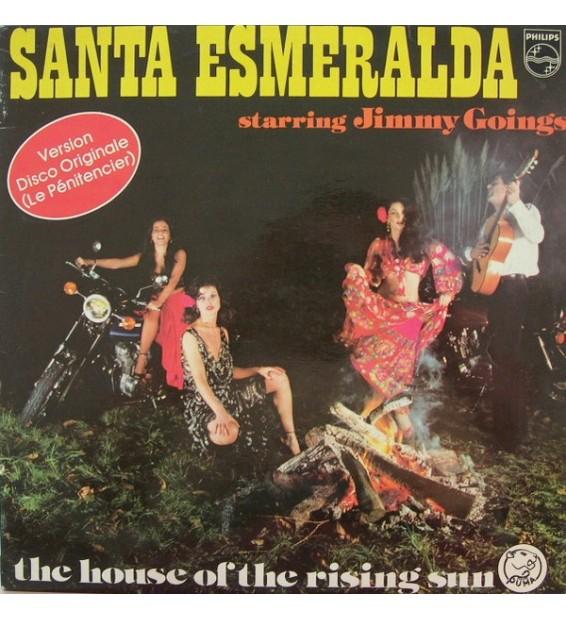 Santa Esmeralda Starring Jimmy Goings - The House Of The Rising Sun (Version Disco Originale (Le Pénitencier)) (LP, Album)