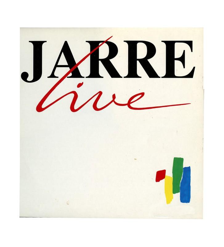 Jarre* - Live (LP, Album) mesvinyles.fr