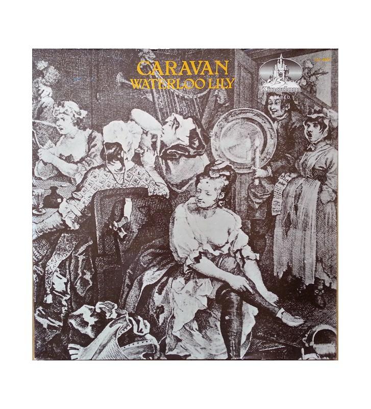 Caravan - Waterloo Lily (LP, Album, Gat) mesvinyles.fr