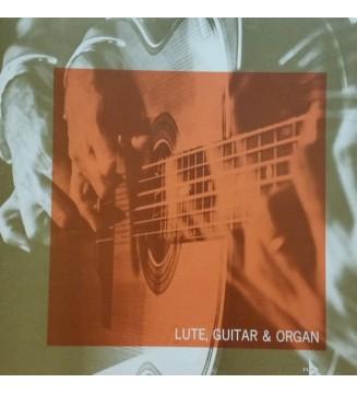 Konrad Ragossnig, Hanni Widmer - Lute, Guitar and Organ (LP, Album, Club) mesvinyles.fr