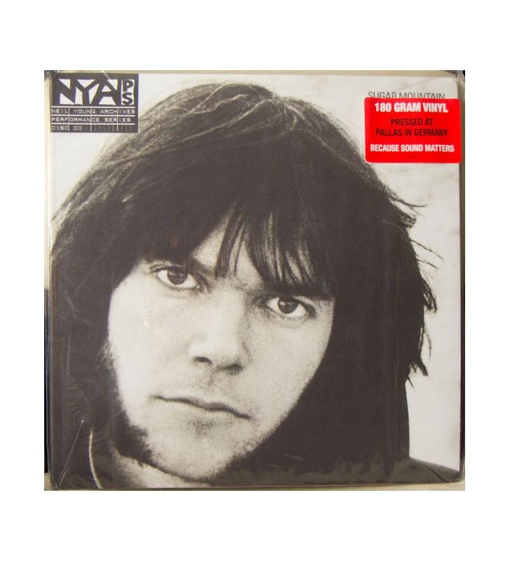 Neil Young - Sugar Mountain (Live At Canterbury House 1968) (2xLP, Album, 180) mesvinyles.fr