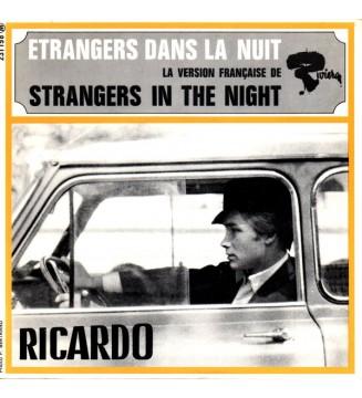 """Ricardo* - Etrangers Dans La Nuit (La Version Française De Strangers In The Night) (7"""", EP) mesvinyles.fr"""