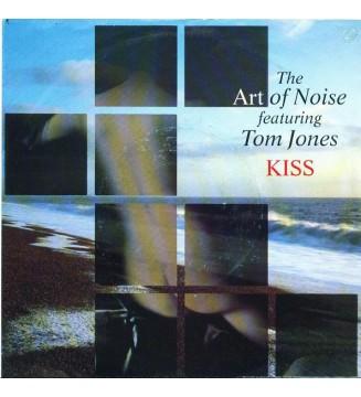 "The Art Of Noise Featuring Tom Jones - Kiss (7"", Single) mesvinyles.fr"