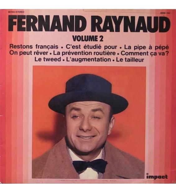 Fernand Raynaud - Volume 2 mesvinyles.fr