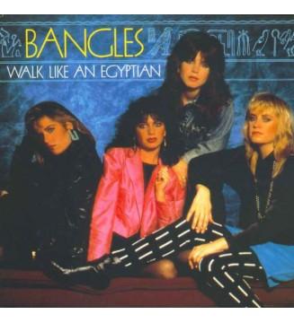 "Bangles - Walk Like An Egyptian (7"", Single) mesvinyles.fr"