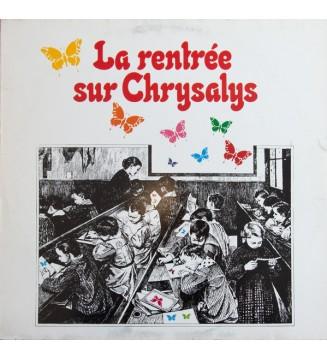 Various - La Rentrée Sur Chrysalis (LP, Comp, Promo) mesvinyles.fr