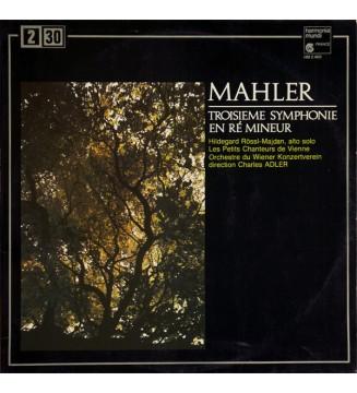 Mahler* - Troisième Symphonie En Ré Mineur (2xLP, RE) mesvinyles.fr