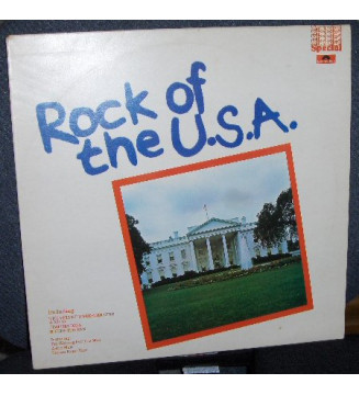 Various - Rock Of The U.S.A. (LP, Comp) mesvinyles.fr