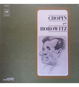 Chopin*, Horowitz* - Chopin Par Horowitz (LP, Gat) mesvinyles.fr